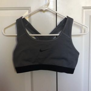 Nike sprouts bra